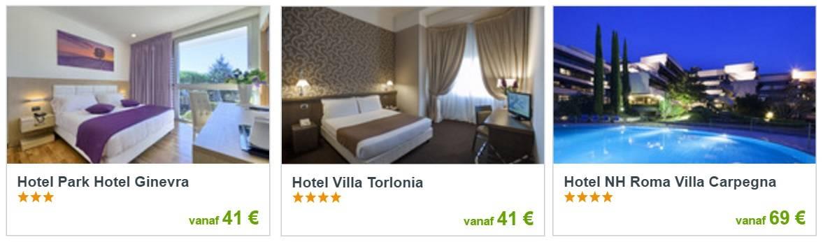 hotels rome