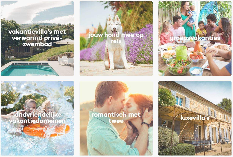 vakantiehuizen reli