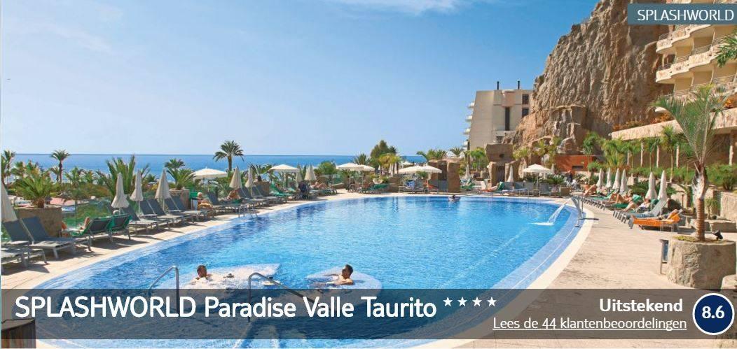 SPLASHWORLD Paradise Valle Taurito